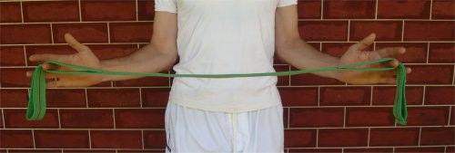 Belt used for Salsa Personal Training