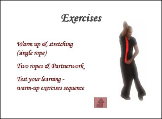Salsa Exercises