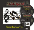 Timing Exercises Volume 2 - Salsa Instructional DVD