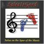 Salsa on the Spur of ther Music - Salsa Timing DVD